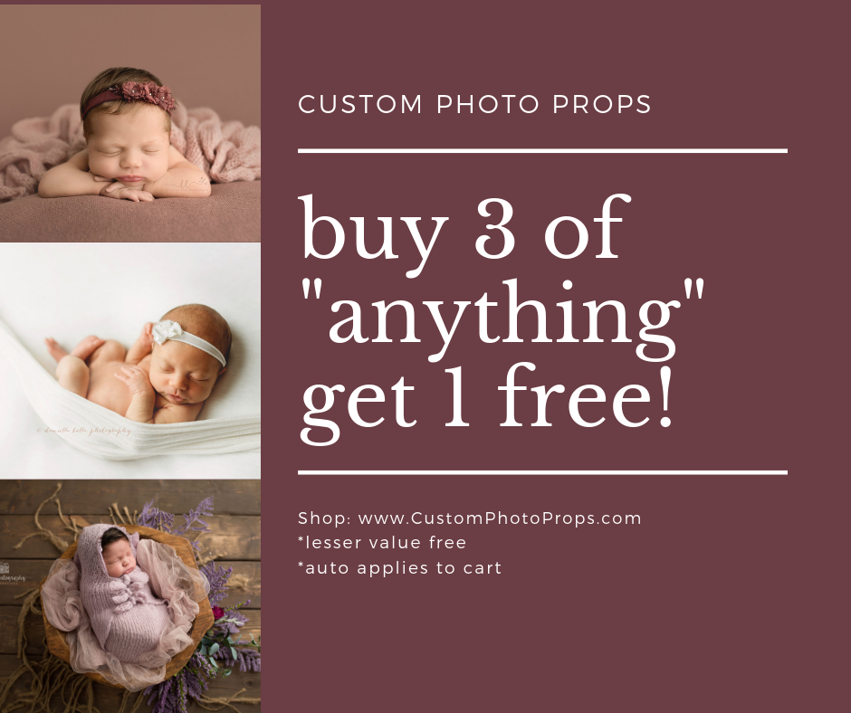 buy 3 of _anything_ get 1 free!